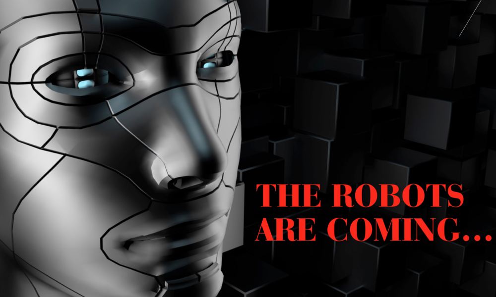 AI & HE: The Rise Of The Robots