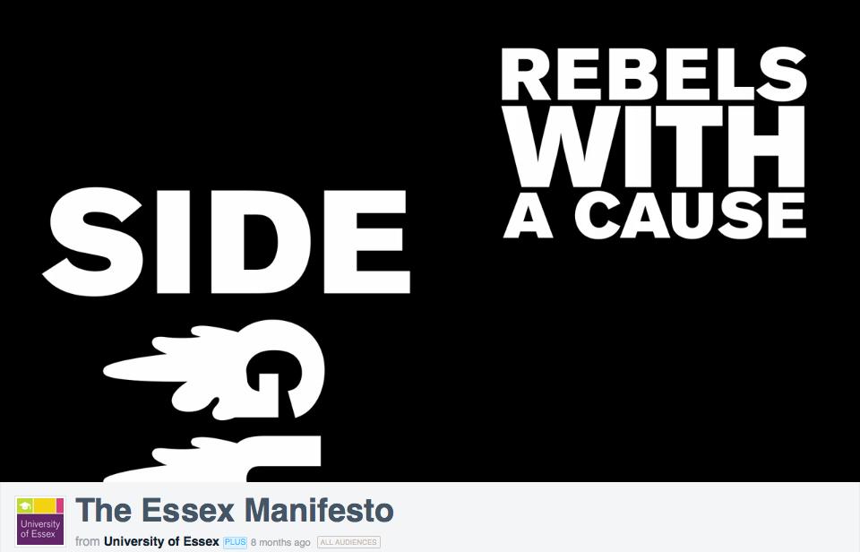 essex manifesto